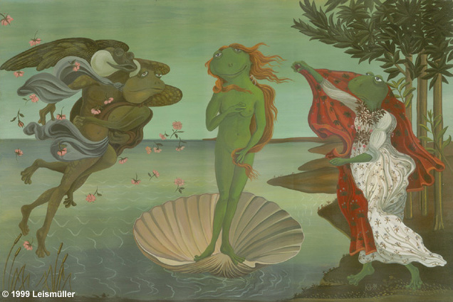 sandro botticelli birth of venus essay